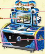 Around the World the Arcade Video Game
