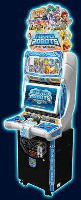 Hero of Robots the  Arcade Video Game