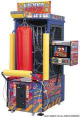 Knock Down 2001 the Coin-op Strength Tester