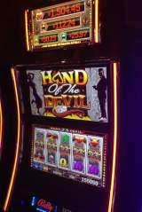 Hand of the Devil the  Slot Machine