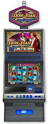 Don Juan the  Slot Machine