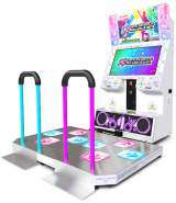 Dance Dance Revolution the Arcade Video Game