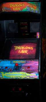 Dragon's Lair the  Video Game PCB