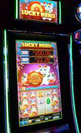 Lucky Neko the  Slot Machine
