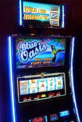 Blue Oasis the  Slot Machine