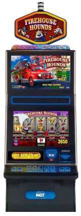 Firehouse Hounds the  Slot Machine