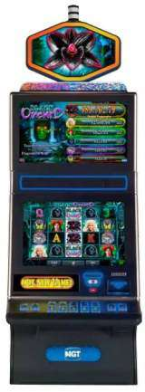 Black Orchid the  Slot Machine