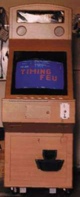 Timing Fev the  Arcade Video Game