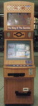 The King of the Gamble the Arcade Video Game PCB