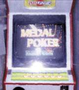 Medal Poker the Coin-Op Medal Game