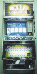 Joker's Wild III the Slot Machine