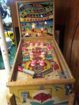 Caribbean the  Pinball