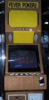 Fever Poker 2 the Arcade Video Game