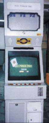 Ace Poker 2001 the  Arcade Video Game