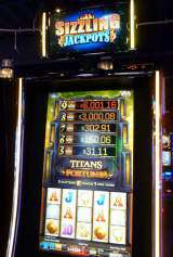 Sizzling Jackpots Titans Fortunes the  Slot Machine