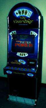 New Fever Poker the  Arcade Video Game PCB