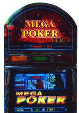 Mega Poker Ver.3 the Arcade Video Game