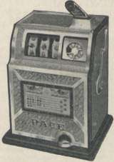 Pace 1928 [Operators Bell] the  Slot Machine