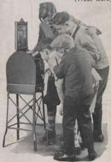 The Kiddie Mutoscope the  Viewer