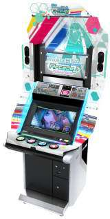 Hatsune Miku: Project DIVA Arcade Future Tone the  Arcade Video Game PCB