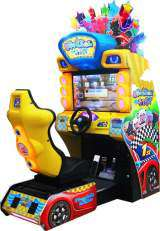 Radiant Kart the Arcade Video Game