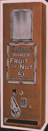 Rockwood Fruit and Nut the  Vending Machine