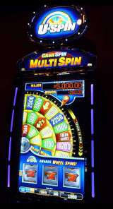 Cash Spin MultiSpin the  Slot Machine
