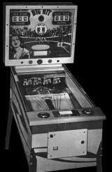 Big Hit [Model 291] the Coin-op Bat Game