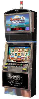 Serengeti Diamonds [Elite Class] the  Slot Machine