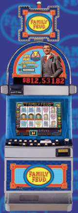Family Feud Bullseye the Slot Machine