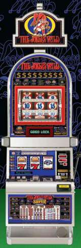 The Joker's Wild Super Times Pay the Slot Machine