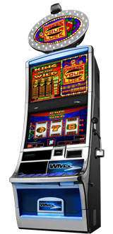 Press Your Luck King of the Wild the  Slot Machine