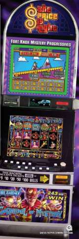The Price Is Right - Carnival of Mystery Multiway the  Slot Machine