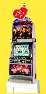 I Love Lucy the Slot Machine