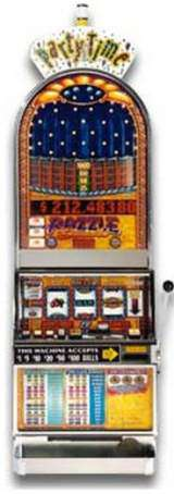 Razzle Dazzle [Party Time] the Slot Machine