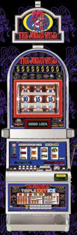 The Joker's Wild - Triple Hot Ice the  Slot Machine