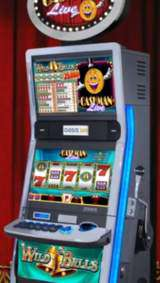 Wild Bells [Cashman Live] the  Slot Machine