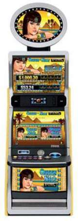 Queen of the Nile Legends the  Slot Machine