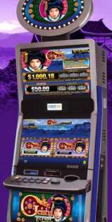 Geisha [Legends] the Slot Machine
