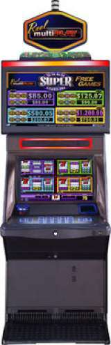 Super Times Pay Free Games [Reel MultiPlay] [20-Line] the  Slot Machine