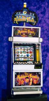 The Addams Family the  Slot Machine