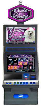 Oodles of Poodles the  Slot Machine