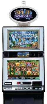 Princess of Paradise the  Slot Machine