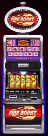 Fire Charmer [Fire Boost] the  Slot Machine