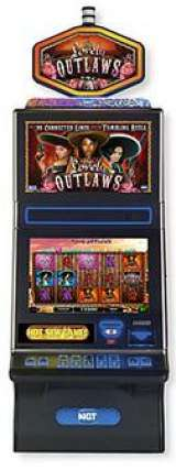 The Lovely Outlaws the  Slot Machine