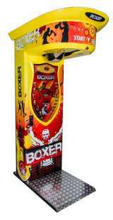 Boxer Easy the Coin-op Strength Tester