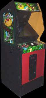 Eagle Shot Golf the  Arcade Video Game