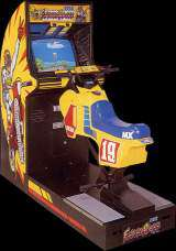 Enduro Racer [Wheelie model] the Arcade Video Game
