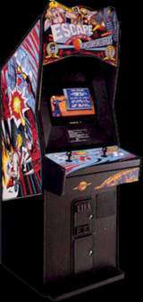 Escape From The Planet of the Robot Monsters the Arcade Video game