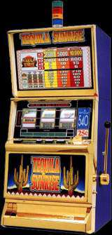 Tequila Sunrise the  Slot Machine
